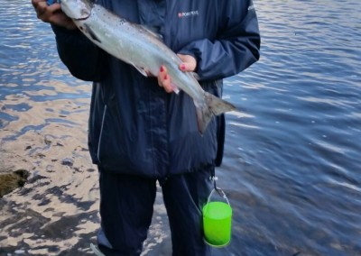 East Mayo Anglers Teresa Fadden Castlebar 4lbs 6th July'15