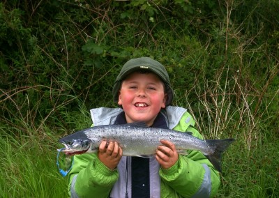 East Mayo Anglers Kyle Bowes Foxford 3.5lb Worm Ballylahan